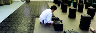 床の改修工事の際には是非、導入の検討を。