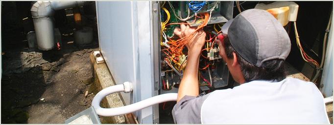 電気設備工事ビフォーアフター
