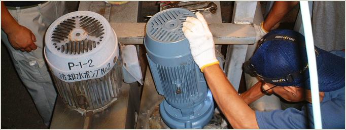 給排水設備工事ビフォーアフター