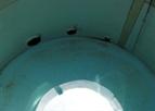 貯水槽清掃工事